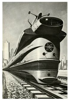 Atomic Locomotive, 1960