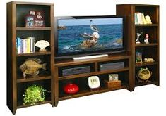 Image result for entertainment furniture book case, tv