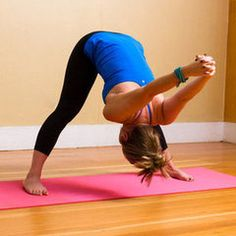 Loosen Up: 3 Yoga Poses to Stop Neck Pain Keep Fit, Workout Programs, Work Hard, Gym Equipment, Stay Fit, Working Hard, Hard Work, Fitness, Workout Plans