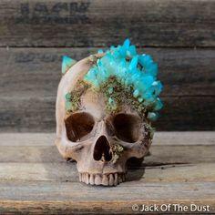 Crystal Skull - Heisenberg by Jack of the dust