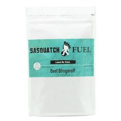 Beef Stroganoff by Sasquatch Fuel – Garage Grown Gear Cream Cream, Sour Cream, Tagliatelle Pasta, Yeast Extract, Beef Stroganoff, Caramel Color, Worcestershire Sauce, Natural Flavors, Backpacking