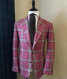 Angel Bespoke - Gorgeous sport coat.