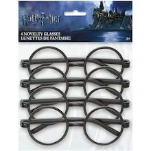 Novelty Harry Potter Glasses Party Favors, By Warner Bros. Photo Harry Potter, Cosplay Harry Potter, Décoration Harry Potter, Harry Potter Glasses, Harry Potter Wedding, Harry Potter Birthday, Harry Potter Themed Party, Harry Potter Costume Boys, Harry Potter Party Supplies