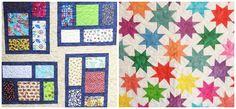 El pieceo o piecing por su nombre en inglés es la técnica de Patchwork donde cortamos diferentes piezas geométricas de distintos colores para juntarlas y formar bloques de tela con los que podemos crear diseños variados según sea nuestro gusto
