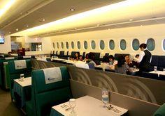 Def need to go: A380 In-Flight Kitchen; Taipei, Taiwan - World's Weirdest Restaurants on Food & Wine