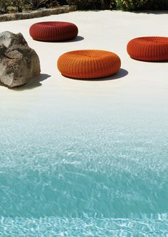 Garden stools | Garden seating | Shell | Paola Lenti. Check it on Architonic