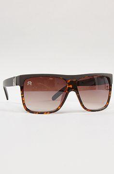 Tortoise Rockefeller Sunglasses by Matrimoney