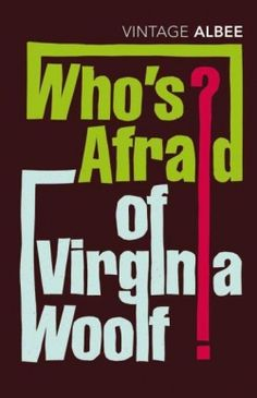 Who's Afraid of Virgina Woolf? by Edward Albee (1962)    Edward Albee, 11th Annual Inge Festival honoree