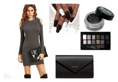 """""""Poly 2"""" by jasmin-baja ❤ liked on Polyvore featuring Maybelline and Balenciaga"""