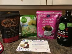 MyMagazine Sharing Network Products including Kroger brand Ready To Pour batter!! I received these free for testing purposes.  #FreeSample
