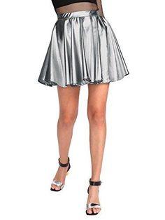 New Plus Size Black Silver Glitter Pencil Skirt Nebula UK 18 20 22 XXL 3XL 4XL