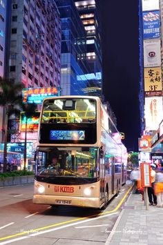 Hong Kong Bus to Star Ferry