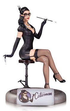 DC Direct - Figurine DC Comics - Bombshells Catwoman 21cm.. IDE KDO 144E. https://www.amazon.fr/dp/B00VHUX7JI/ref=cm_sw_r_pi_dp_x_ggfZxbXD6V14N