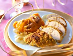 Recipe Capon supremes with spices, pumpkin puree and chestnuts. Ingredients people): 6 capon supremes, 100 g of raw duck foie gras, 1 medium-sized pumpkin … – Discover all our meal ideas and recipes on Current Cuisine