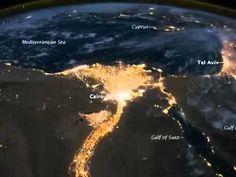 وكالة ناسا تلتقط صور غريبة لمصر من الفضاء الخارجى وتفجر مفاجأة Egyptian Beauty Egyptian Enjoyment