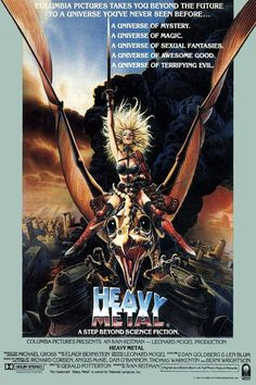 Heavy Metal 1981 Movie Review