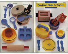 plastic canvas plates  | Playtime Plate & Platter Plastic Canvas Pattern Book - Annie Attic ...