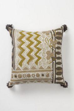 Nearer Nurata Square Pillow - Anthropologie.com