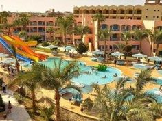 "He splendid 4 stars, Le Pacha Resort is situated at ""Sakkala"" - the town center and the heart of Hurghada, where the famous shopping area with its luxury Gate Way, Online Travel, Tours, Mansions, Luxury, House Styles, Outdoor Decor, Hotels, Sari"