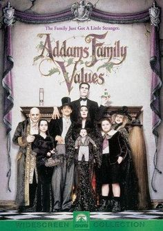 Reel Charlie reviews: Addams Family Values
