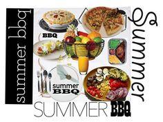 """BBQ&I"" by begicdamir ❤ liked on Polyvore featuring interior, interiors, interior design, home, home decor, interior decorating, Kim Seybert, Kate Spade, Mikasa and Luigi Bormioli"
