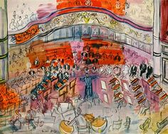 shelleysdavies.com | Art to Zucchini and everything in between | Raoul Dufy
