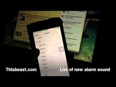 iOS 7 Alarm Clock Hands-on  Finally iOS 7 available to the public and for the first time we have the updated iOS alarm clock in years!  What's new? I like the new design, great selection of sounds and you still get to use the classic sound.