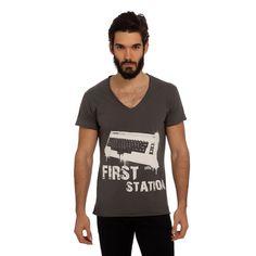 farklı tarz da tshirtler burada