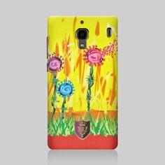 URI ART: SPREAD LOVE DIGITAL PAINTING Handphone Casing for ...