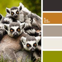 Цветовая палитра №1575