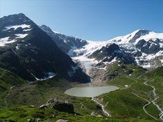 Susten Pass - Stein Glacier, Switzerland