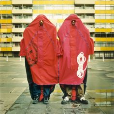 Refuge Wear Intervention London East End 1998