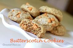 Butterscotch Cookies   Recipe Devil