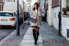Last but not least mein letzter Fashion Week Look aus Berlin…
