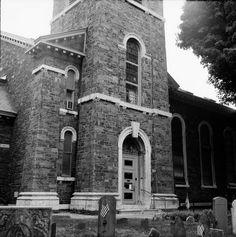 Old Dutch Church, Kingston, NY