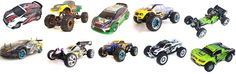 Aleko has a vast selection of various scale RC cars that are capable of giving any boy of any age a blast. Electrical, nitro powered, we have them all. It's a perfect present and an awesome way to have fun. http://www.alekoproducts.com/RC-Cars-s/2186.htm