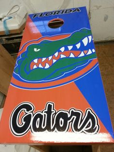 Outdoor Sports Florida State Flag Cornhole Board Set Rich In Poetic And Pictorial Splendor