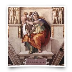Learn about Michelangelo Buonarroti, painter of the Sistine Chapel. Michelangelo created some of the most beautiful sculptures, frescos, and paintings in all of history, and is possibly the most famous artist that ever lived. Italian Renaissance Art, Renaissance Kunst, High Renaissance, Caravaggio, Fresco, Michelangelo Paintings, Art Ninja, Sistine Chapel Ceiling, Italian Sculptors
