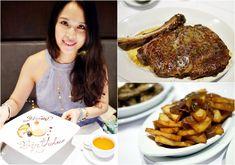 茹絲葵Ruth's Chris大直店,約會慶生高檔餐廳首選,牛排好吃、奶油波菜一定要點