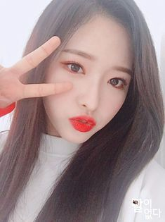 Image uploaded by irem. Find images and videos about kpop, selca and loona on We Heart It - the app to get lost in what you love. South Korean Girls, Korean Girl Groups, Asian Woman, Asian Girl, Eye Circles, Olivia Hye, Sooyoung, Marceline, Beautiful Asian Women