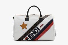bd597d5453ed Fendi Mania  nova coleção da grife italiana vem inspirada na marca  esportiva Fila