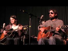 THE BAND OF HEATHENS - The Other Broadway - acoustic soundcheck @ The Oriental Theater