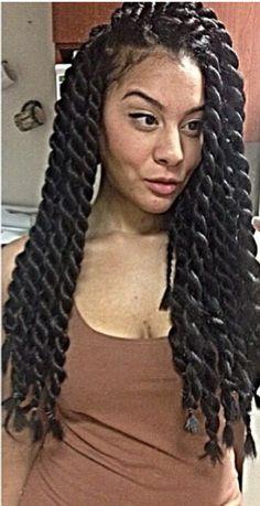 Braids And Twists Hairstyles Picture jumbo twist aka marley twist hair styles braids for Braids And Twists Hairstyles. Here is Braids And Twists Hairstyles Picture for you. Braids And Twists Hairstyles 43 eye catching twist braids hairstyl. Senegalese Twist Crochet Hair, Senegalese Twist Hairstyles, Twist Braid Hairstyles, African Hairstyles, Senegalese Twists, Rope Twist Braids, Twist Cornrows, Jumbo Braiding Hair, Marley Hair