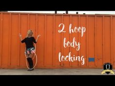 Hoop Tutorial: Spiral Wrap with Double Hoops - YouTube