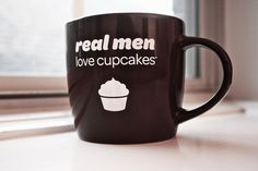 Men. (if I had my own cupcake shop, I would have this for the men shopping there)