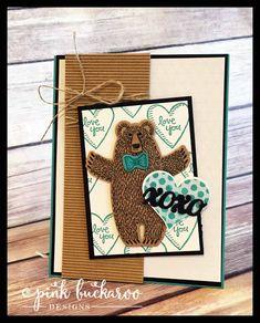 bear hugs by Erica Cerwin