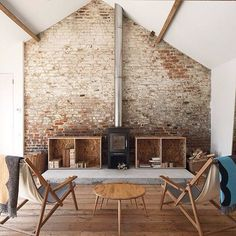 Ochre Barn by Carl Turner Architects #carlturner #cabin #barn