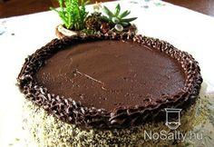 Neked is a csokis édességek a gyengéid, de sokallod a dkg cukrot? Healthy Cake, Healthy Desserts, Healthy Recipes, Hungarian Recipes, Hungarian Food, Tiramisu, Paleo, Recipies, Muffin