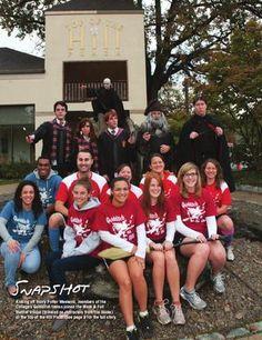 Harry Potter weekend in Chestnut Hill, PA