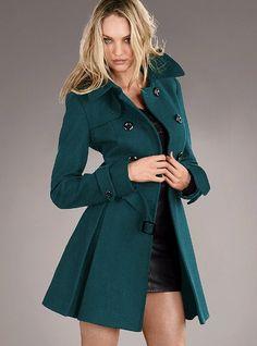Wool Trench Coat - Victoria's Secret  $168